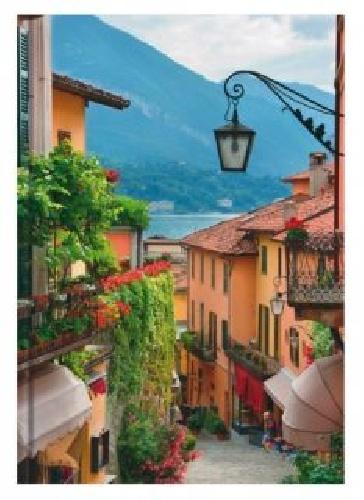 A5 Hardcover Notizbuch liniert, Bella Italia, 192 Seiten
